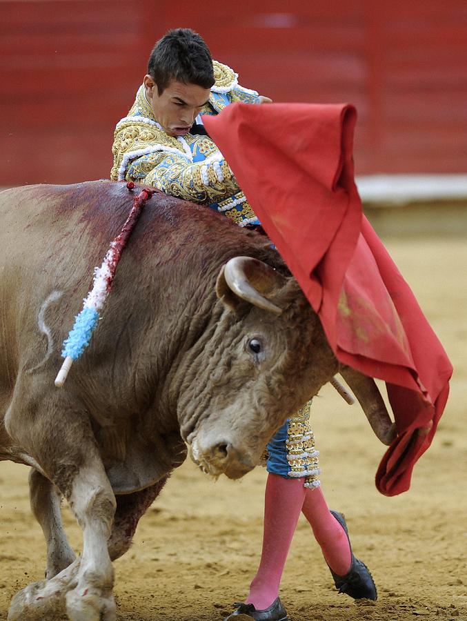 Spain Photograph - Matador Jose Maria Manzanares Iv by Rafa Rivas