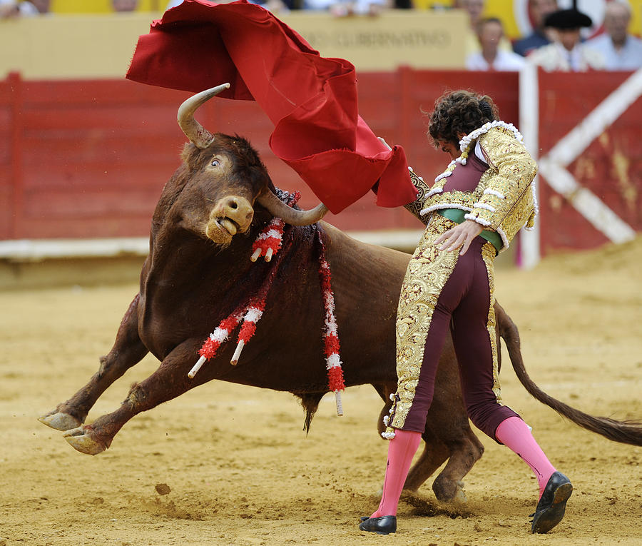 Spain Photograph - Matador Jose Tomas I by Rafa Rivas
