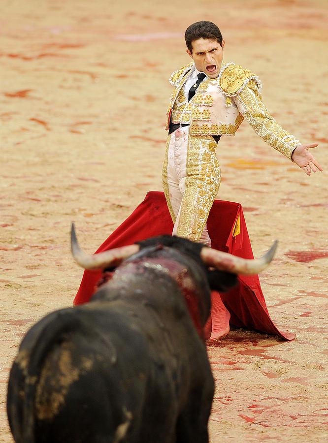 Spain Photograph - Matador Joselillo I by Rafa Rivas
