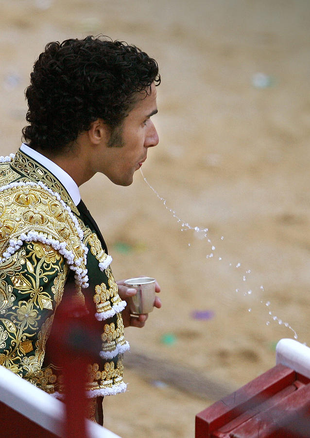 Spain Photograph - Matador Matias Tejela I by Rafa Rivas