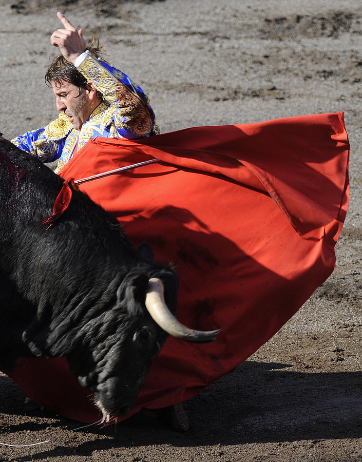 Spain Photograph - Matador Padilla II by Rafa Rivas