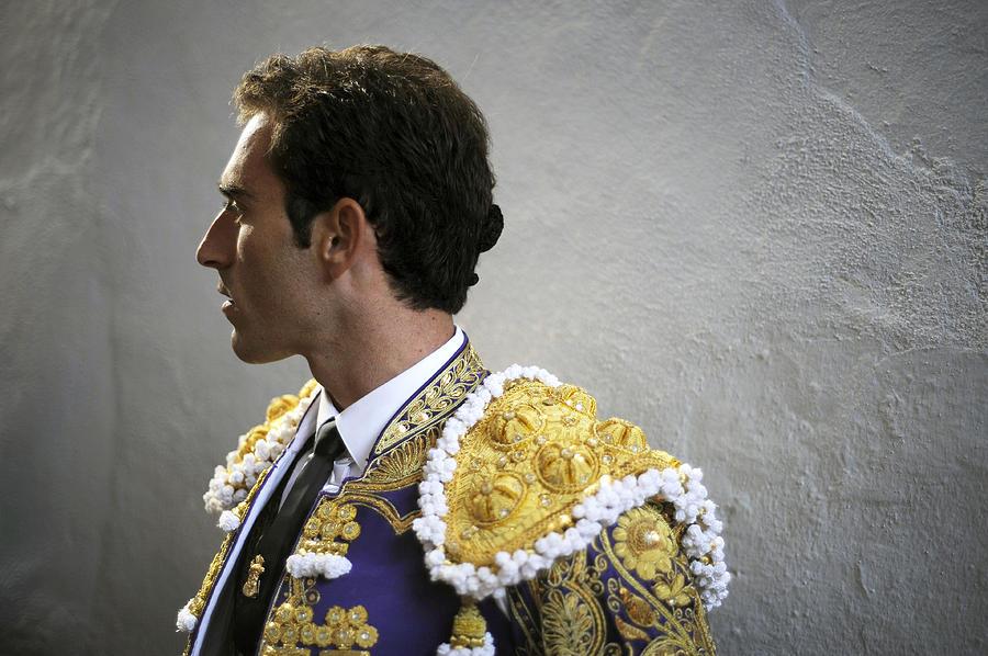 Spain Photograph - Matador Salvador Cortes I by Rafa Rivas
