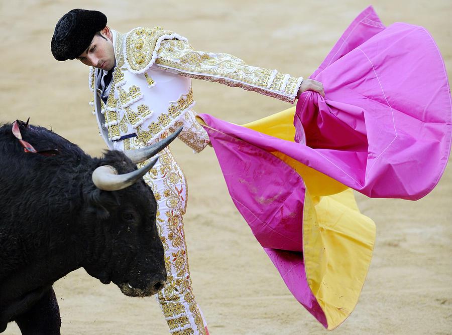 Spain Photograph - Matador Serafin Martin II by Rafa Rivas