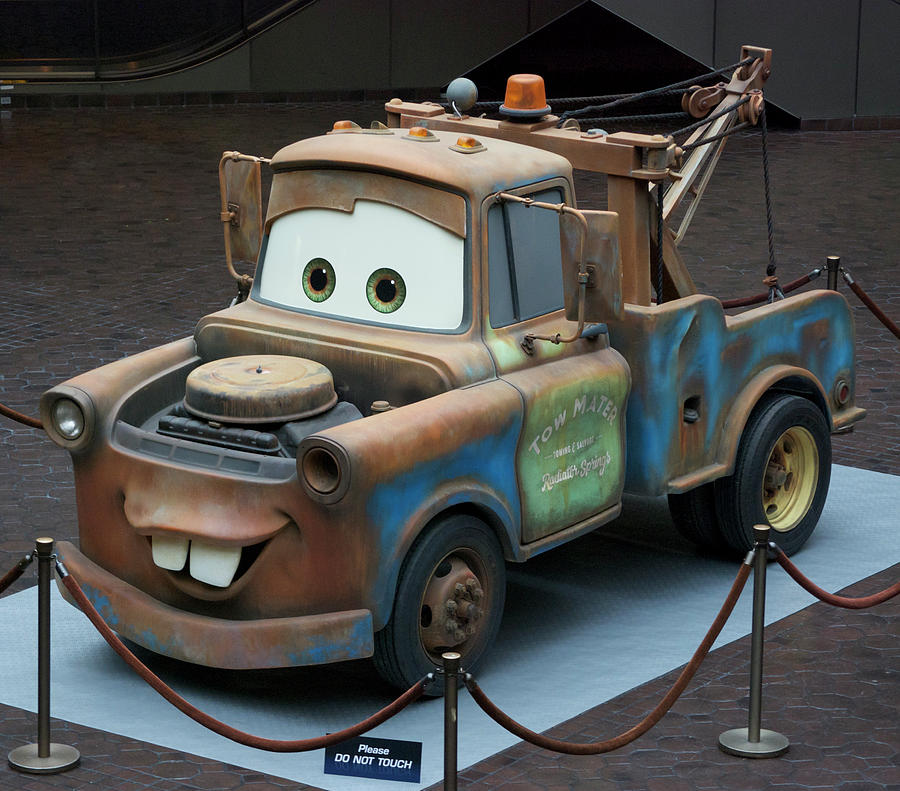 Mater Photograph - Mater MP by Thomas Woolworth