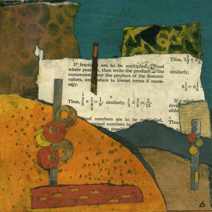 Mathscape by Cheryl Goodberg