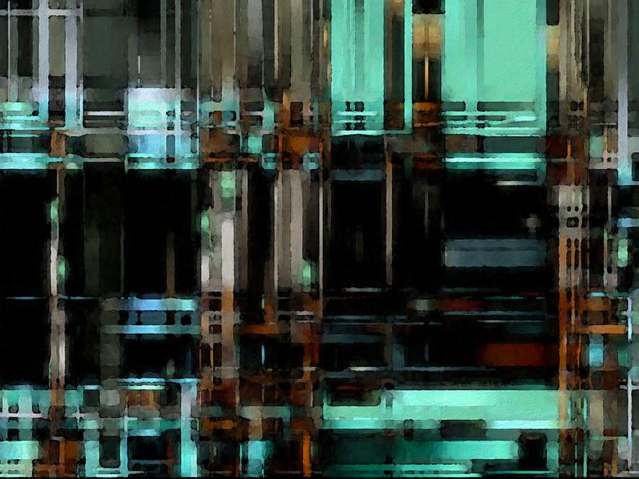 Matrix 4 by David Hansen
