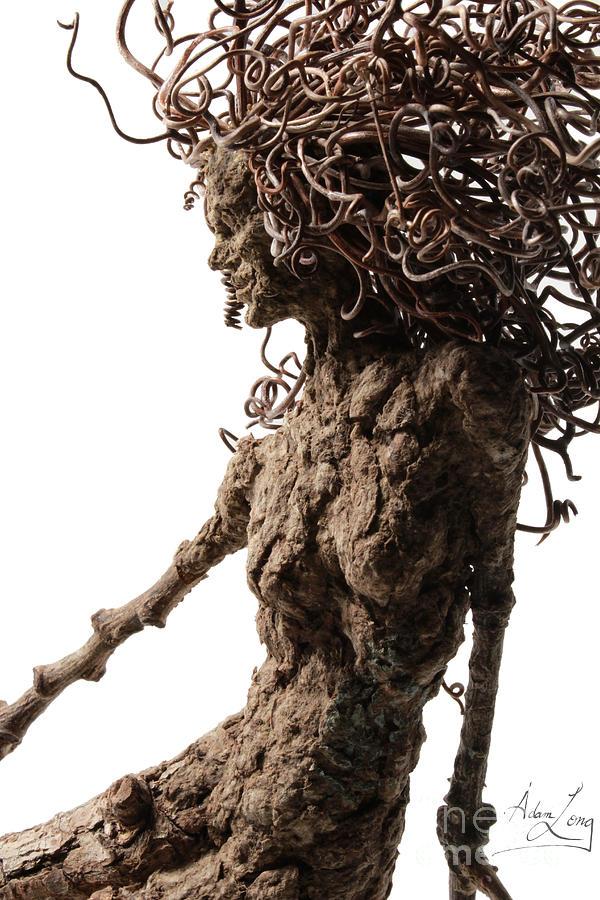 Sculpture Sculpture - Matutinal... Detail by Adam Long