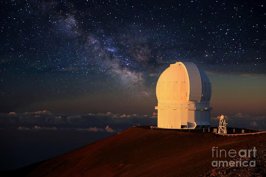 Mauna Kea Hawaii by DJ Florek