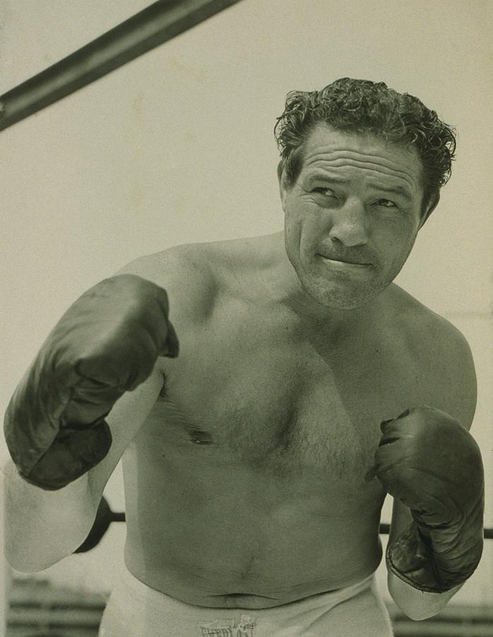 Max Baer 1909 1959 One time Photograph by Everett