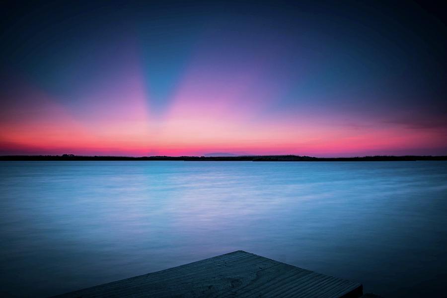 May Sunset 2 by Larkin's Balcony Photography