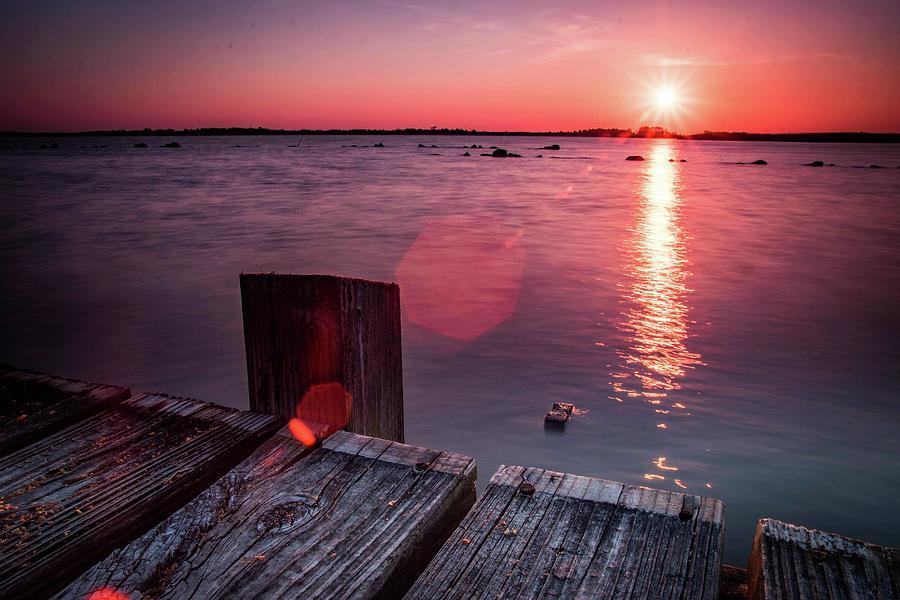 May Sunset by Larkin's Balcony Photography