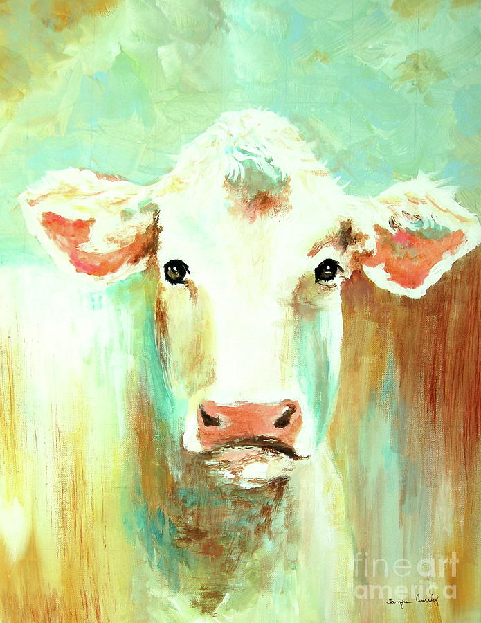 Maybell the Cow by Tamyra Crossley