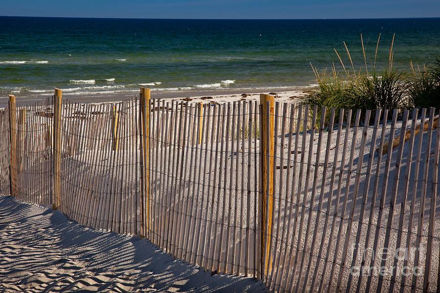Bay Photograph - Mayflower Beach by Susan Cole Kelly