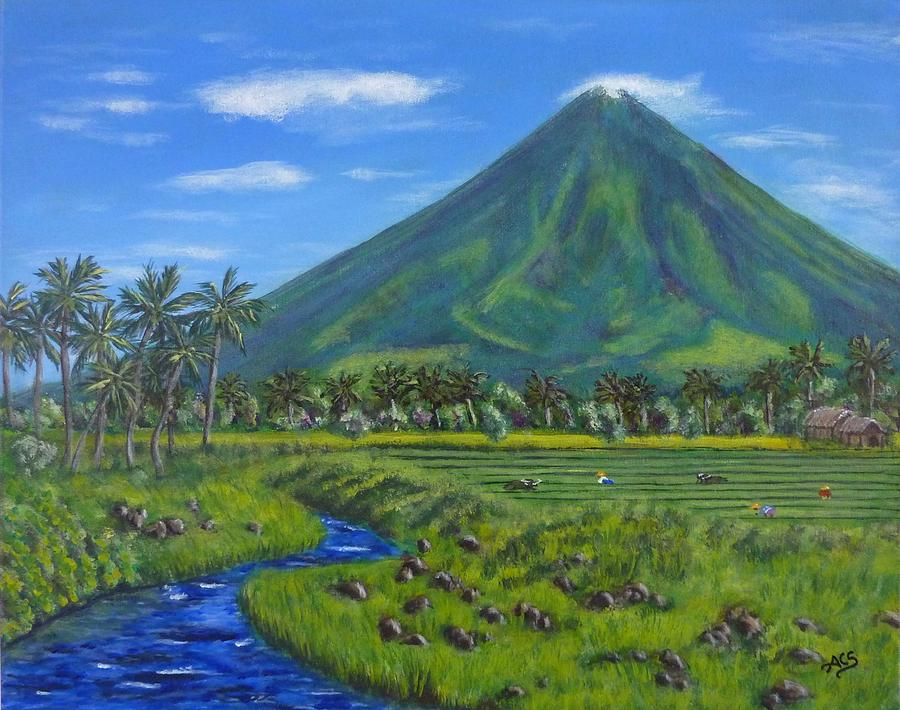 mayon volcano amelie simmons