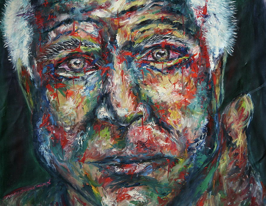 McCain Painting by Joseph Lawrence Vasile