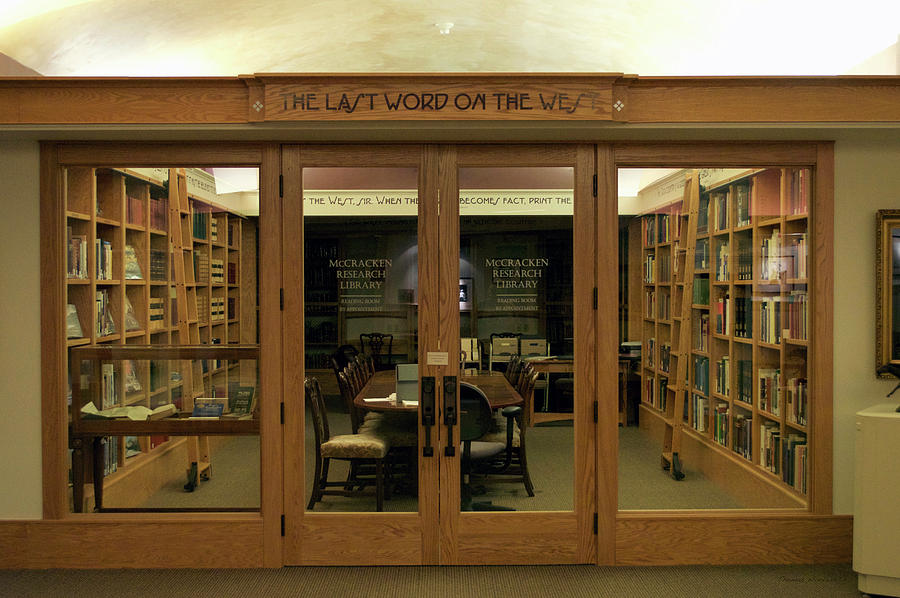 Image result for mccracken research library