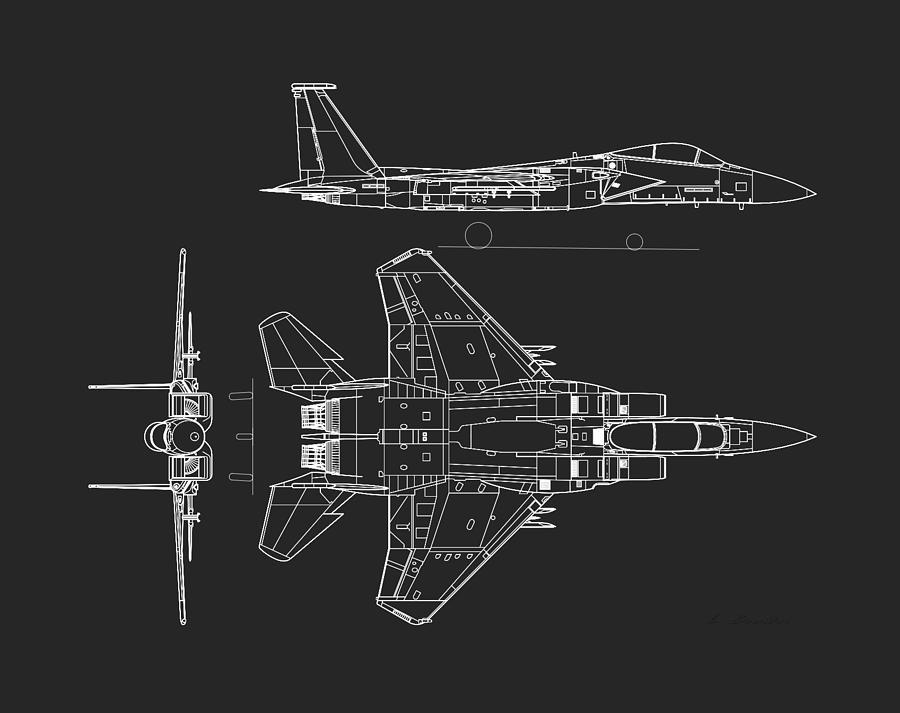 f 15 eagle diagram electrical wiring diagrams \u2022 harrier engine diagram mcdonnell douglas f 15 eagle grey diagram drawing by l brown rh fineartamerica com f 22 raptor diagram f 16 falcon diagram