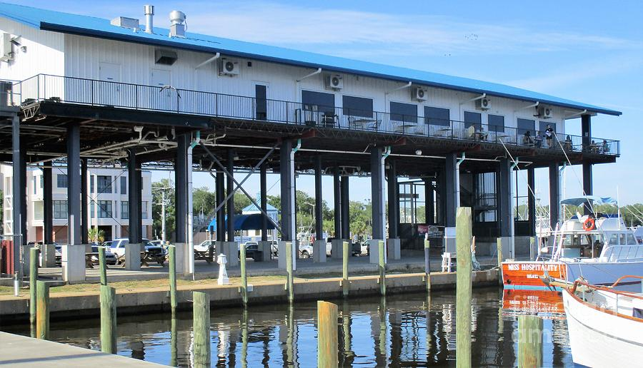 Mcelroys Harbor House Seafood Restaurant Biloxi Mississippi