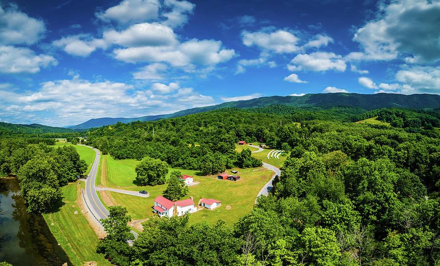 McGhee Farm Panoramic by Joe Shrader