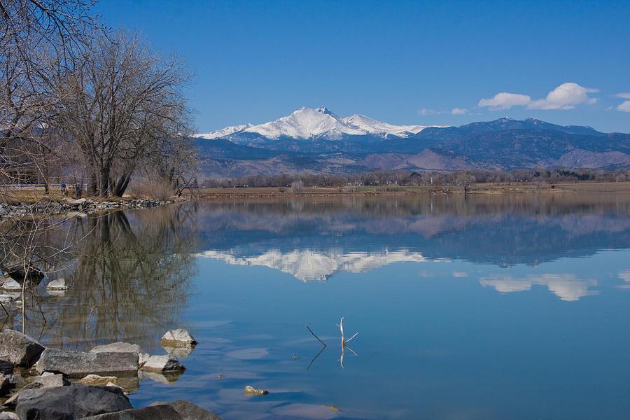 Lake Photograph - Mcintosh Lake Reflections by James BO Insogna
