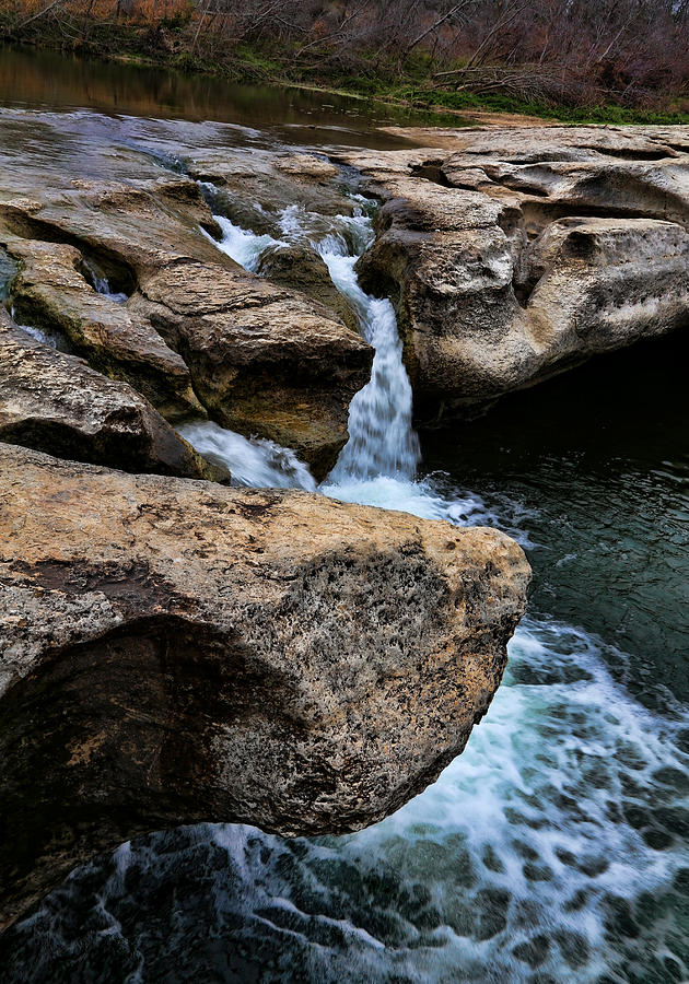 Mckinney Falls State Park- Upper Falls 5 Photograph by ...