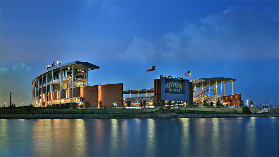 Mclane Stadium -- Baylor University Photograph