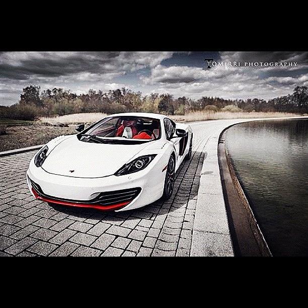 Sportscar Photograph - #mclaren #mp4-12c #carporn by Exotic Rides