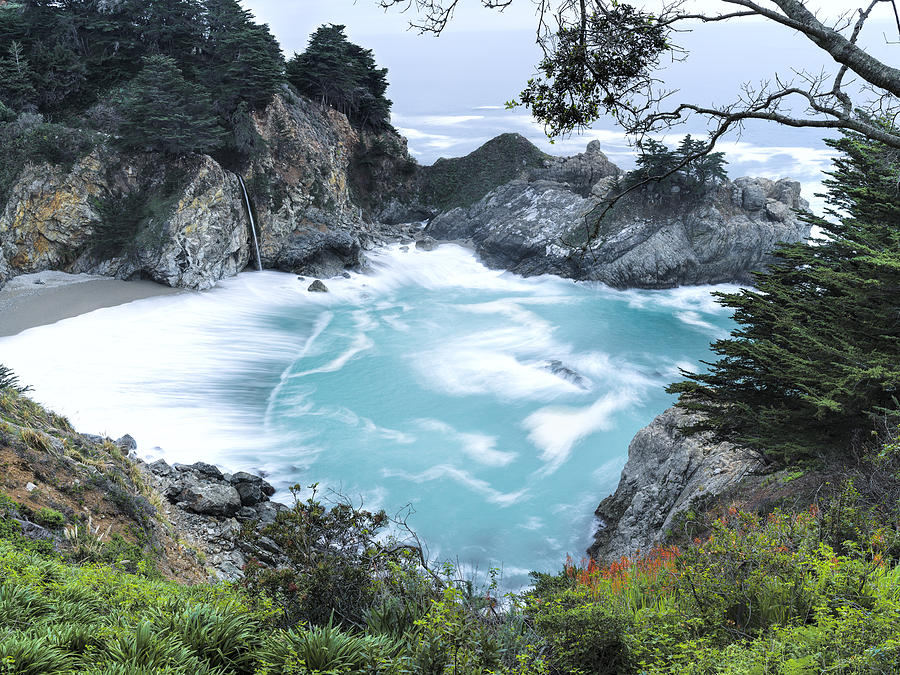 Mcway Falls Photograph - Mcway Falls by Mike Herdering