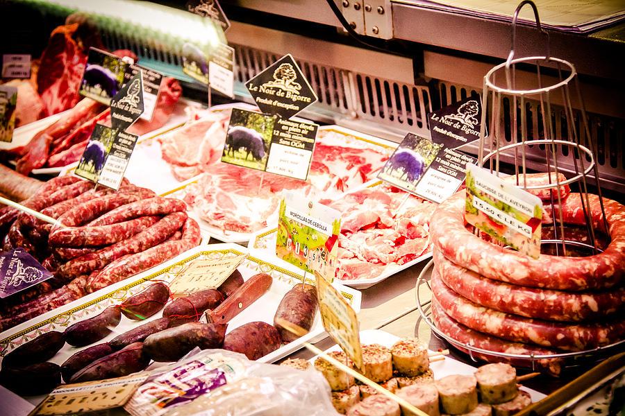 Meat Market by Jason Smith