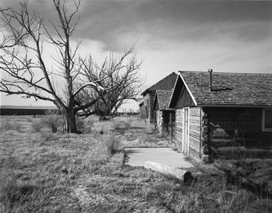 Ranch Photograph - Medano Ranch by Allan McConnell