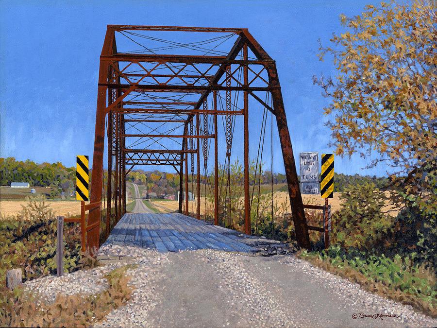 Medford Avenue Bridge by Bruce Morrison