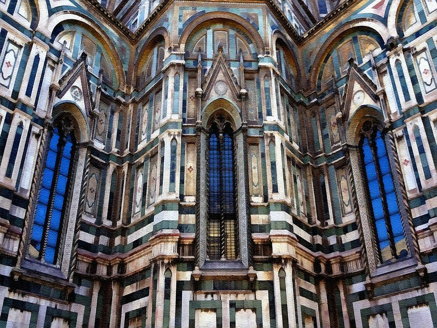 Fantasy Art Medieval Arch