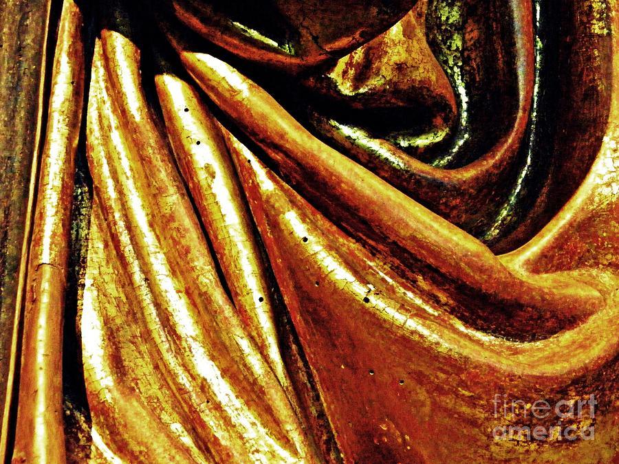 Medieval Folds Photograph - Medieval Folds   by Sarah Loft