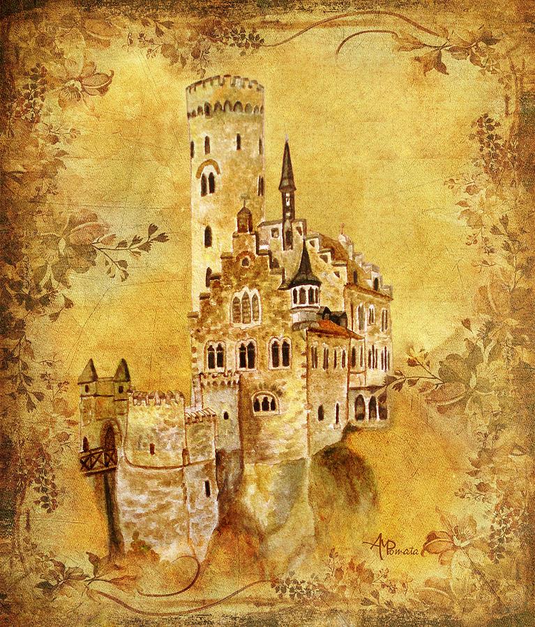 German Gothic Paintings   Fine Art America
