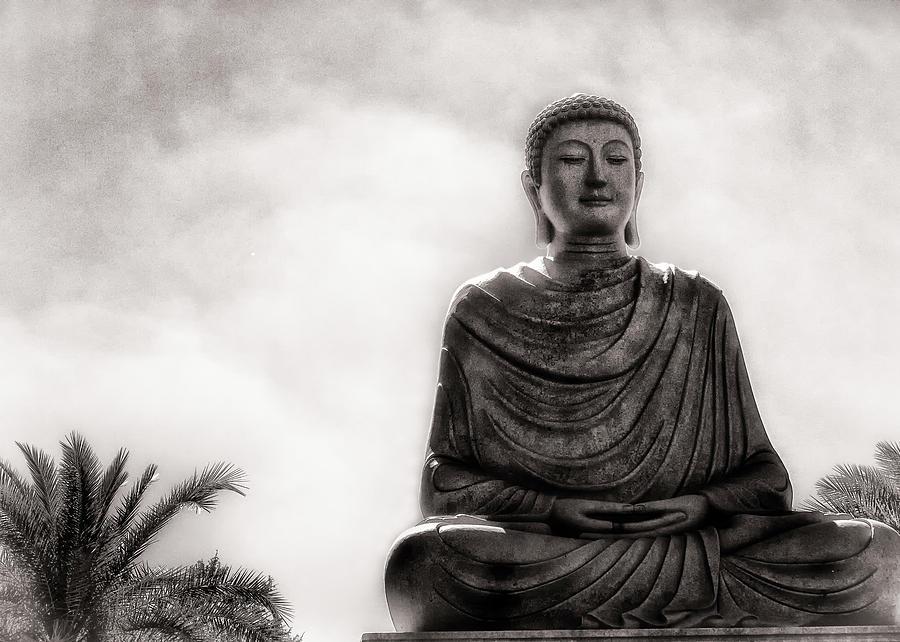 Meditating Buddha Photograph