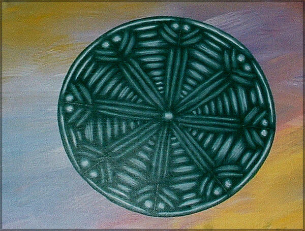 Meditation Two Painting by Danielle Reeder