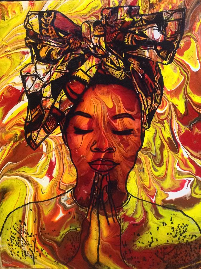 Meditations  by Karen Buford
