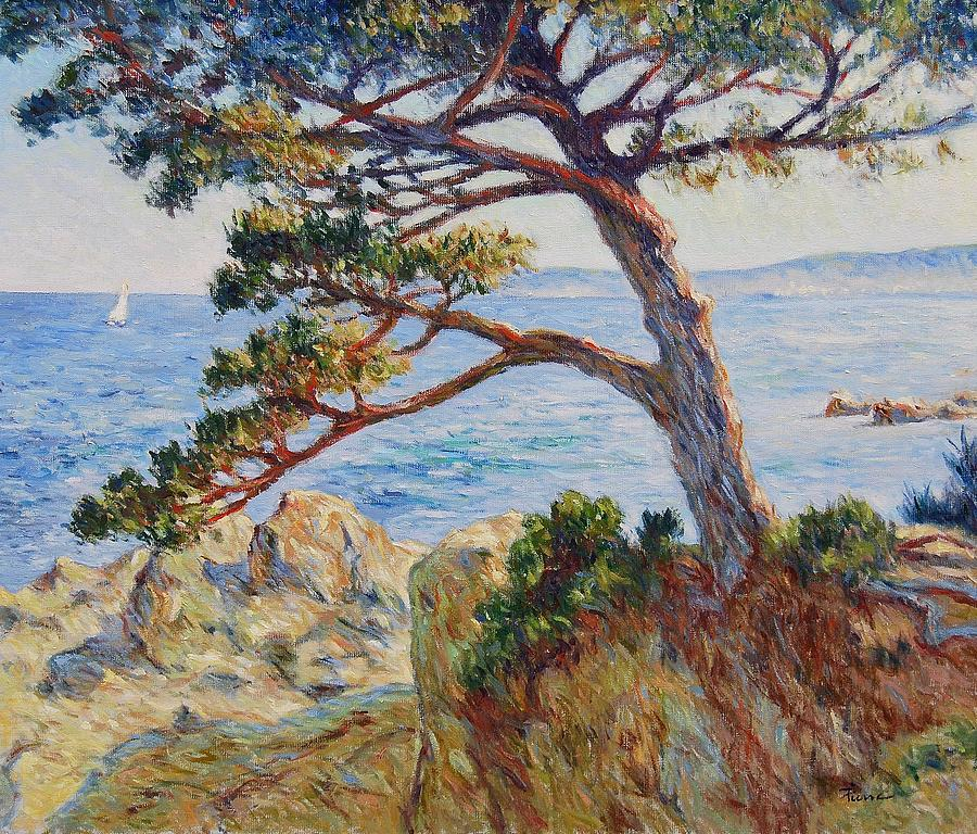 Mediterranean Sea by Pierre Van Dijk