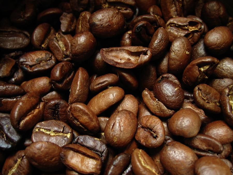 Coffee Photograph - Medium Roast by Mary Ellen Frazee