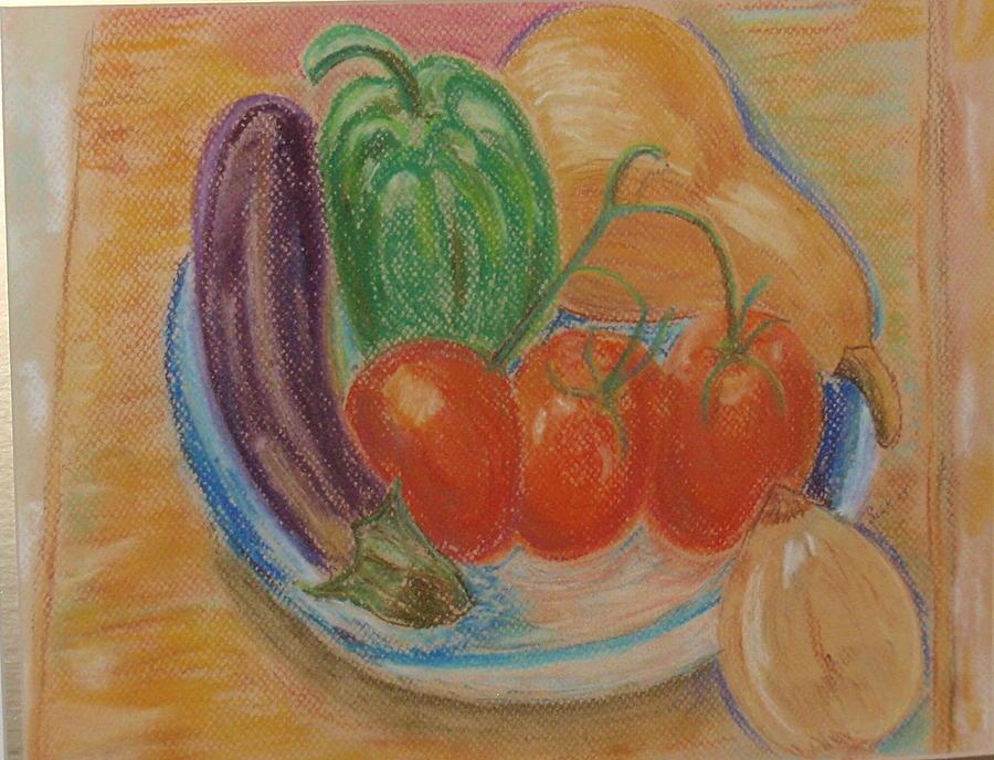 Fruit Pastel - Medley by Samuel Silk