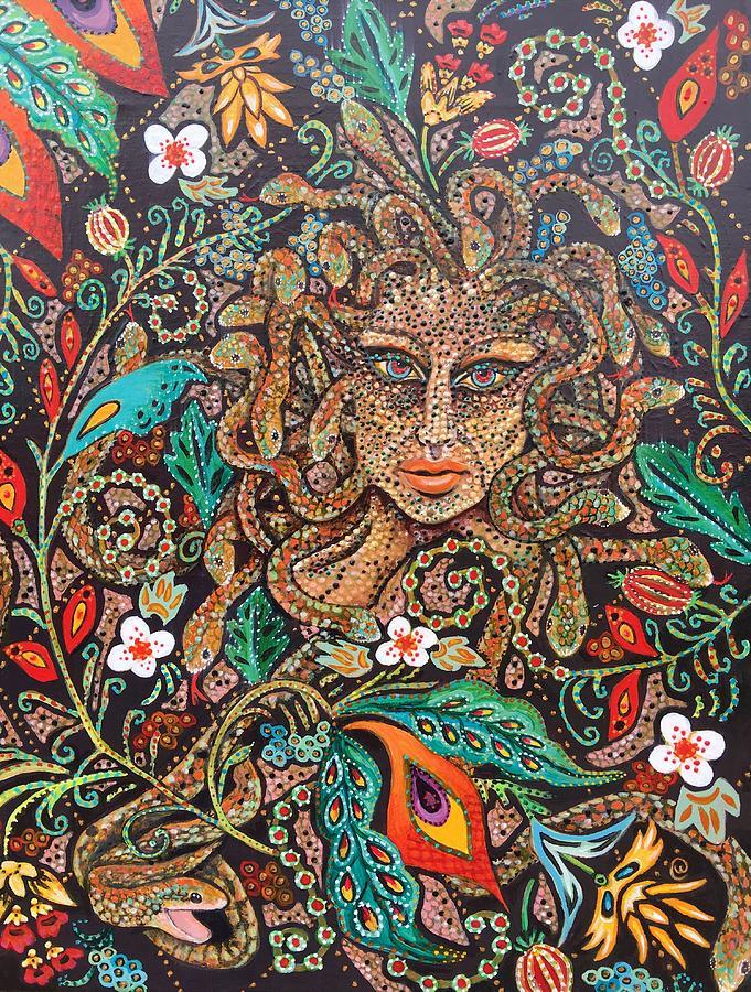 Medusa by Linda Markwardt