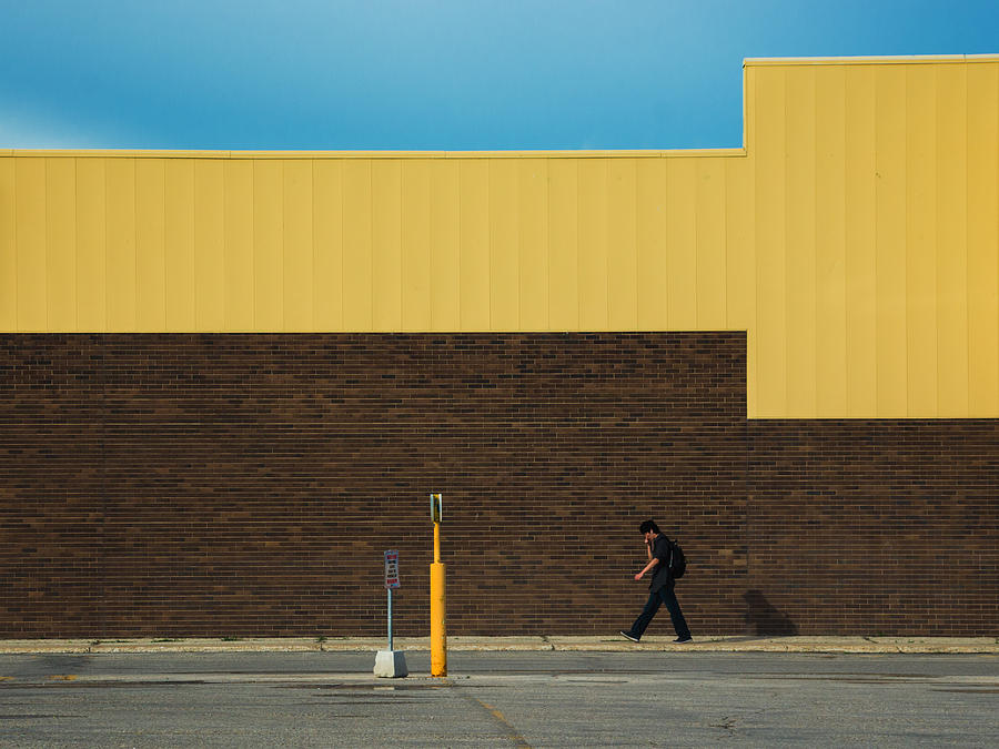 Architecture Photograph - Meet Me At The Mall by Bryan Scott