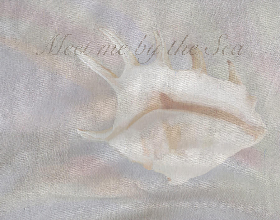 Meet Me By The Sea Painting