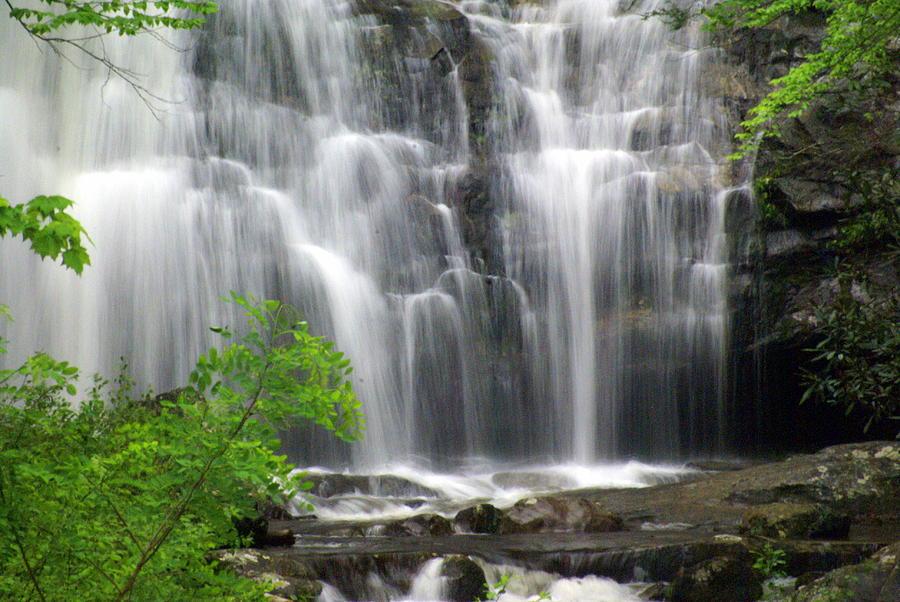Waterfall Photograph - Meigs Falls 2 by Marty Koch