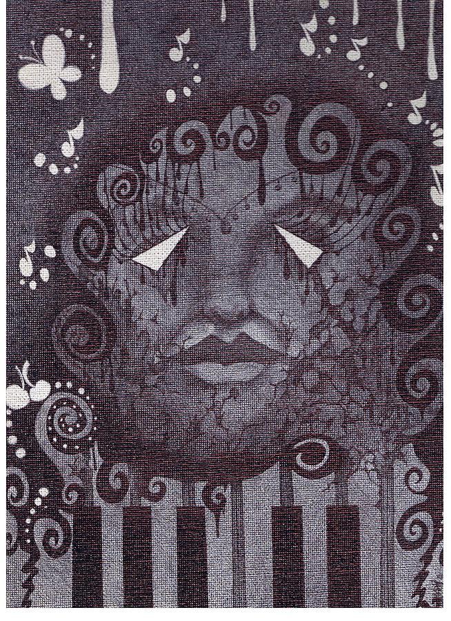 Melankholia Drawing by Efrain  Aguilar