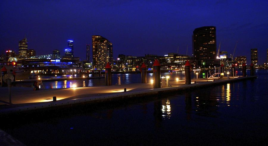 Melbourne Photograph - Melbourne by Kathryn Potempski