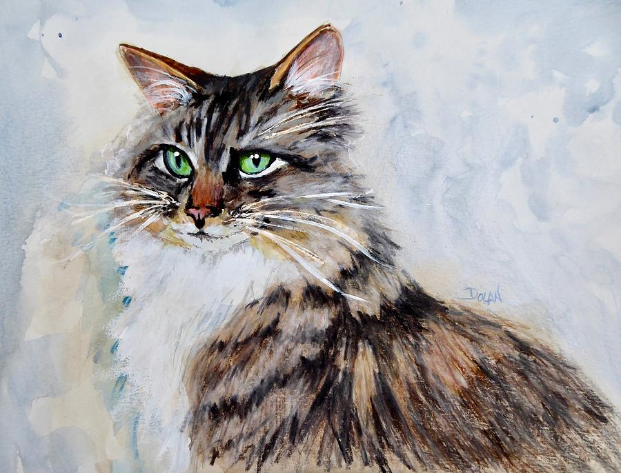 Melissa's Cat by Pat Dolan