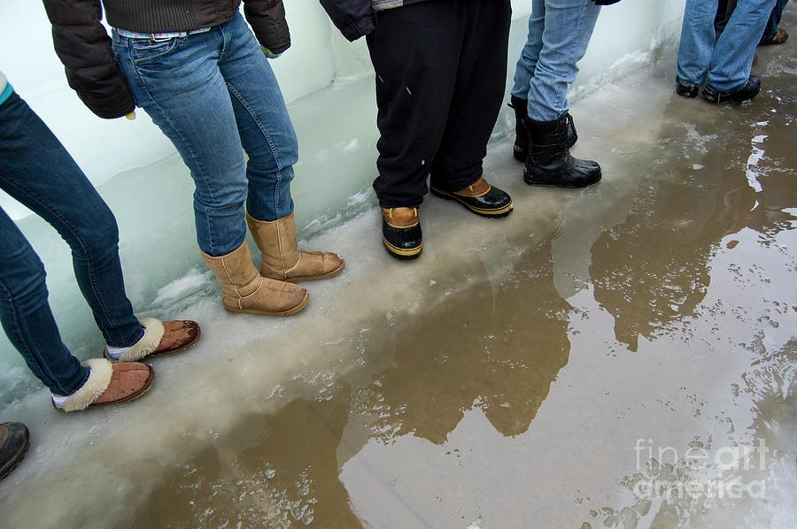 Meltdown at the Ice Maze by Tom Brickhouse