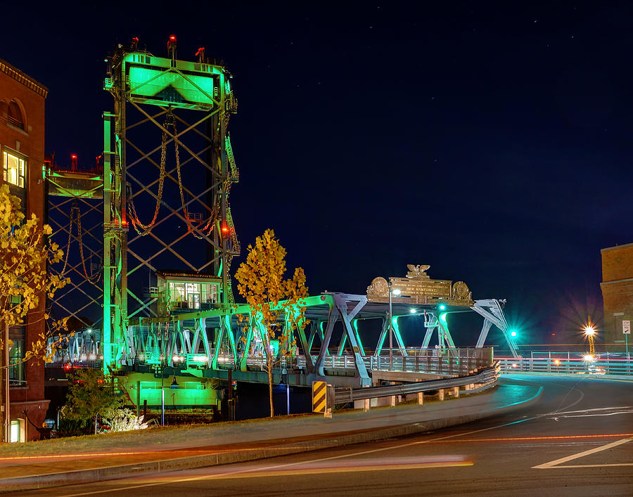 Memorial Bridge 6322 Photograph