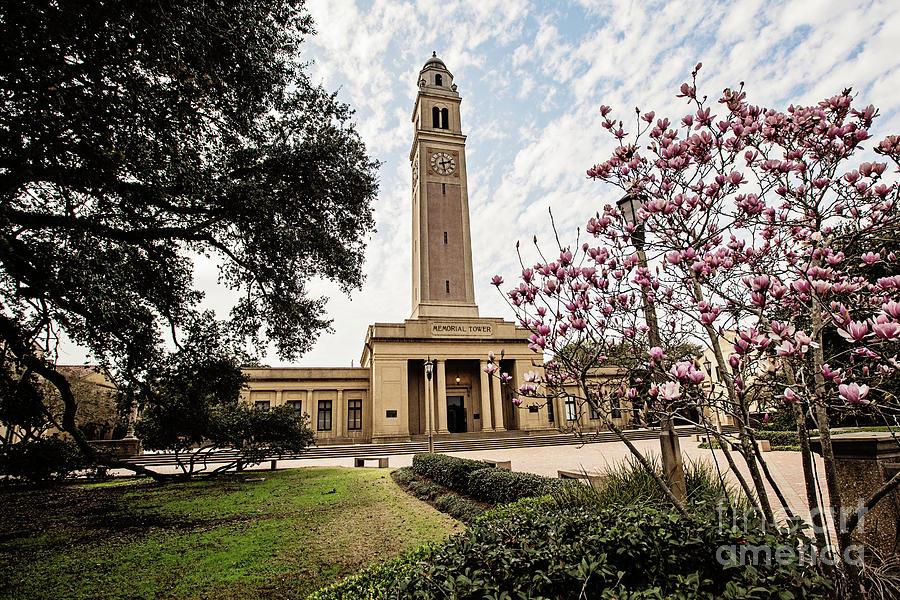 Memorial Photograph - Memorial Tower by Scott Pellegrin